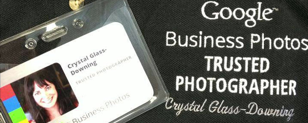Crystal Glass Official Google Business Photographer